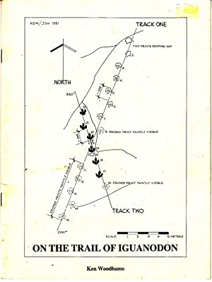 On The Trail of Iguanodon: Woodhams, Ken
