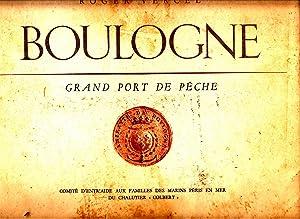 Boulogne | Grand Port de Peche: Vercil, Roger
