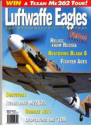 Luftwaffe Eagles | The Messerschmitt Fighters | Flypast Special: Ken Delve, editor