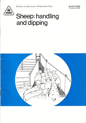 Sheep: Handling & Dipping | MAFF booklet 2332, published 1984: MAFF