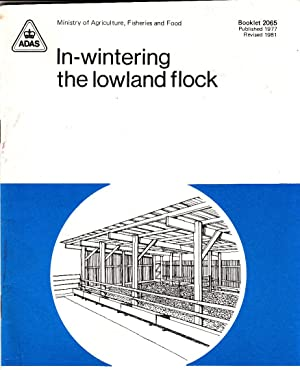In - Wintering The Lowland Flock| MAFF Booklet 2065, revised edition 1981