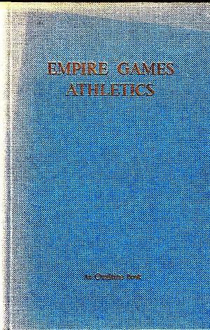 Empire Games Athletics. | An Ovaltine Book: TOMLIN, STAN