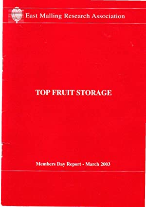Top Fruit Storage | East Malling Research Association Members Day Report March 2003