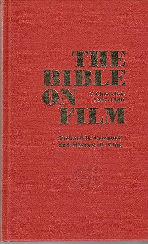 campbell - bible on film - AbeBooks