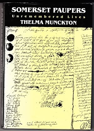 Somerset Paupers: Unremembered Lives: Munckton, Thelma