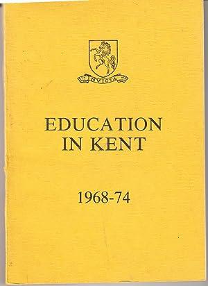 Education in Kent 1968 - 74: Committee, Kent Education