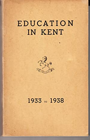 Education in Kent 1933 to 1938: Committee, Kent Education