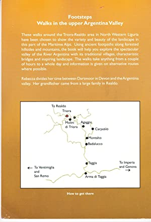 Footsteps   Walks in the Upper Argentina Valley: Gethin, Rebecca