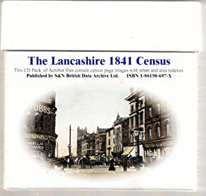The Lancashire 1841 Census | CD Rom Box Set
