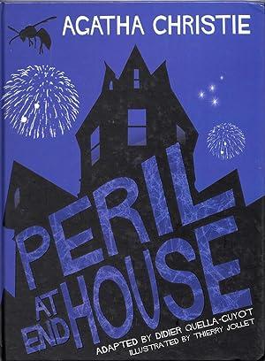 Peril at End House. Comic strip edition: Agatha Christie &
