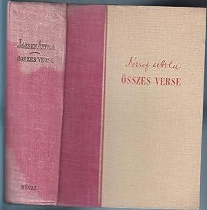 Osszes | Verse: Attila, Jozsef