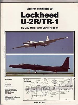 Lockheed U-2R/TR-1 (Minigraph): Miller, Jay; Pocock,