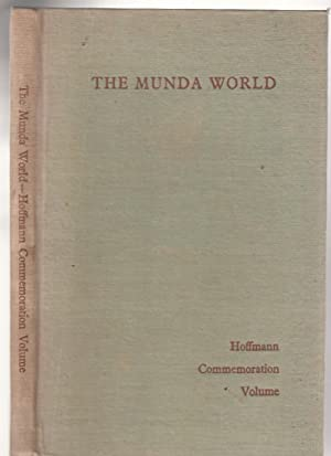 The Munda World: Hoffmann Commemoration volume