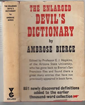 The Enlarged Devils Dictionary: Bierce, A