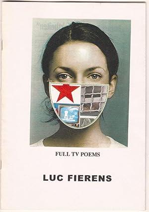 Full TV Poems: Fierens, Luc
