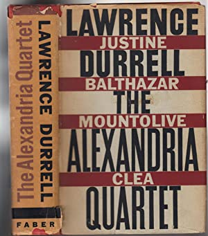 Lawrence Durrell UK 1st ED SIGNED the tree of idleness