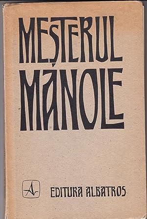 Mesterul Manole: Alecsandri, Vasile