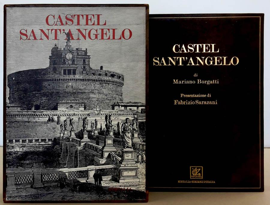 Castel Sant' Angelo: Mariano Borgatti