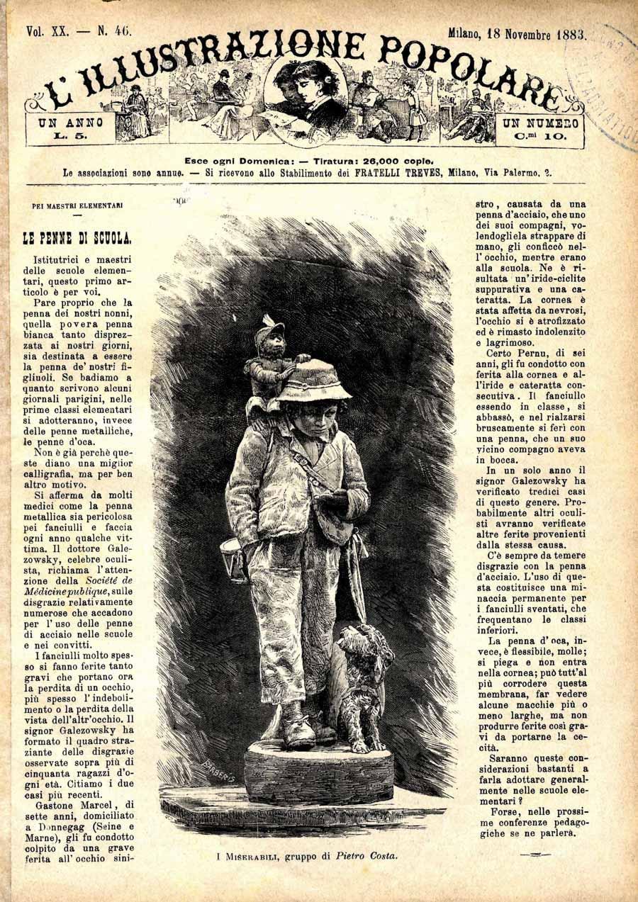 L 39 illustrazione popolare 1883 da aavv fratelli - Vendere casa popolare riscattata ...