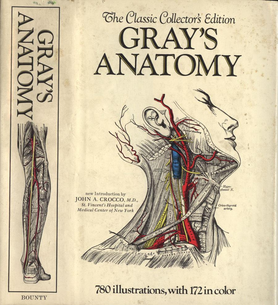 0517223651 - Gray\'s Anatomy: the Classic Collector\'s Edition by ...