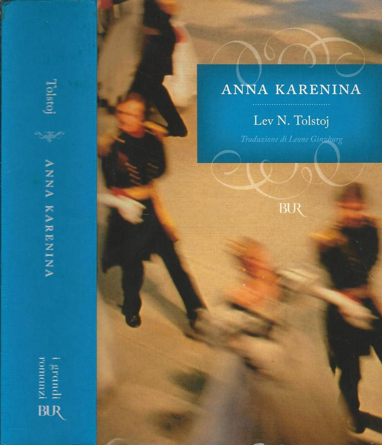 Anna Karenina - Lev N. Tolstoj