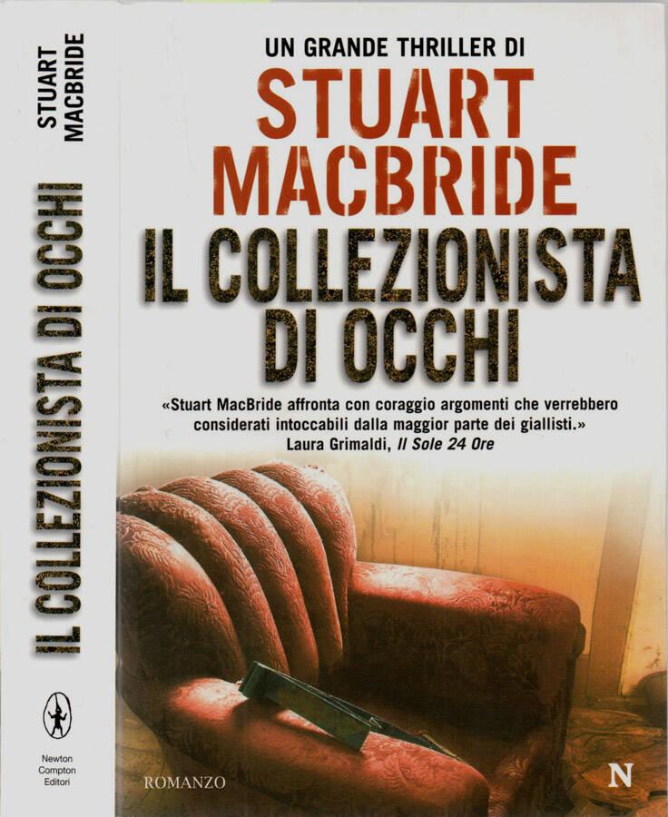 Il collezionista di occhi - Stuart MacBride