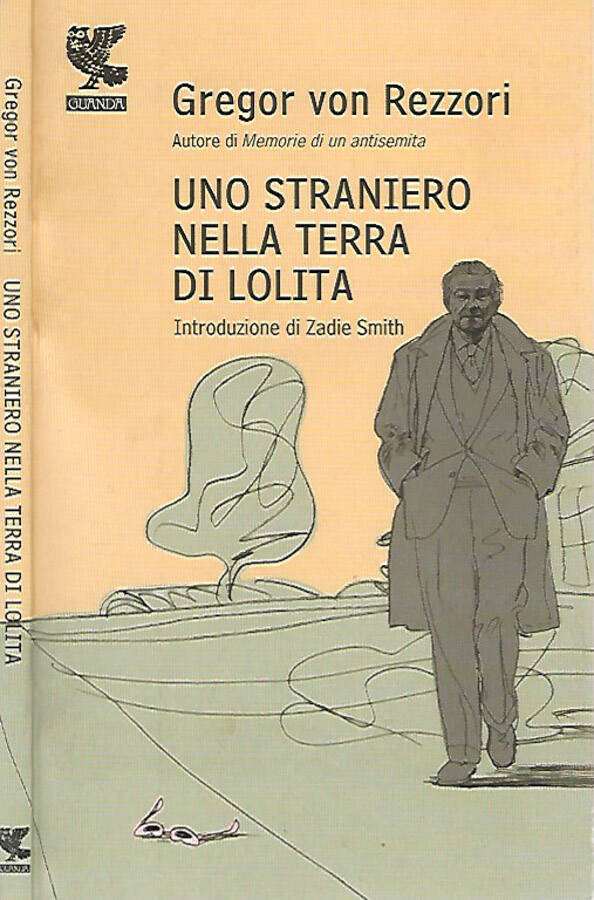 Uno straniero nella terra di Lolita - Gregor von Rezzori