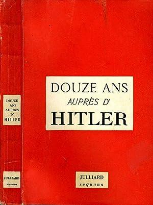 Douze Ans Apres D'Hitler CONFIDENCES D'UNE SECRETAIRE: Albert Zoller, A