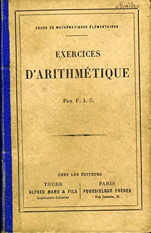 Exercices D'Arithmetique