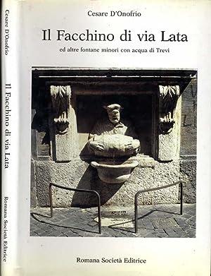 Il Facchino Di Via Lata ED ALTRE: Cesare D'Onofrio