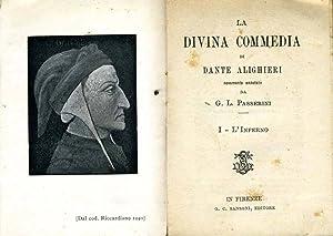La Divina Commedia L'INFERNO: Dante Alighieri