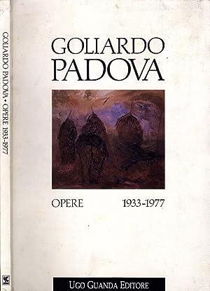Goliardo Padova OPERE 1933-1977: Roberto Tassi, Claudio