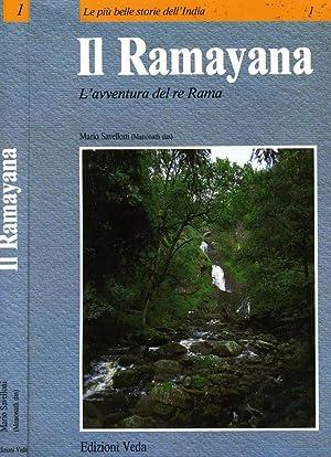 Il Ramayana L'AVVENTURA DEL RE RAMA: Mario Savelloni (Monohath