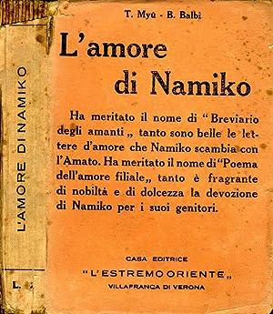 L'Amore Di Namiko: T. Myu -