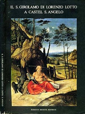 Il S. Girolamo Di Lorenzo Lotto A: Bruno Contardi, Augusto