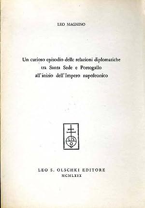 Un Curioso Episodio Delle Relazioni Diplomatiche Tra: Leo Magnino
