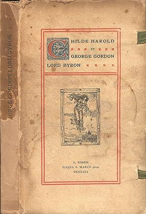 Childe Harold: George Gordon Lord
