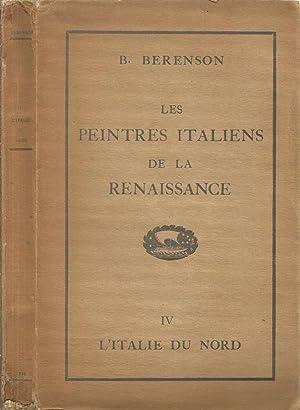 Les Peintres Italiens de la Renaissance: B. Berenson