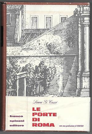 Le porte di Roma: Laura G. Cozzi