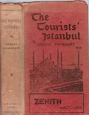 The Tourists' Istanbul: Ernest Mamboury
