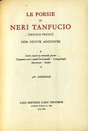 Le Poesie Di Neri Tanfucio (Renato Fucini): Renato Fucini