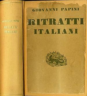 Ritratti Italiani (1904-1931): Giovanni Papini