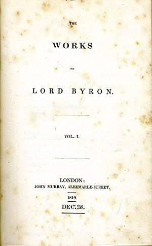 The Works: Lord Byron