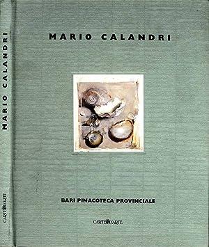 Mario Calandri I LUOGHI DELLE SIRENE INCISIONI: R. Gusmano, Rodriguez,