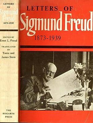 Letters Of Sigmund Freud (1873-1939): Ernst L.Freud