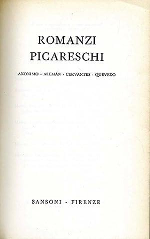 Romanzi Picareschi: Aa.Vv.