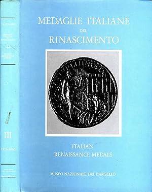 Medaglie Italiane Del Rinascimento NEL MUSEO NAZIONALE: J. Graham Pollard,