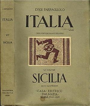 Italia. Negli scrittori italiani e stranieri VI: Luigi Parpagliolo
