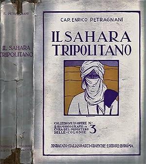Il Sahara Tripolitano: Enrico Petragnani