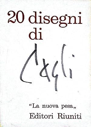 20 disegni di Cagli: aa. vv.